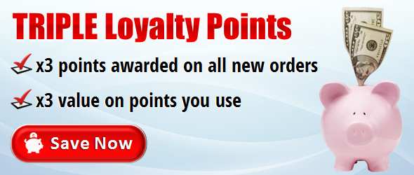Loyalty Point Savings