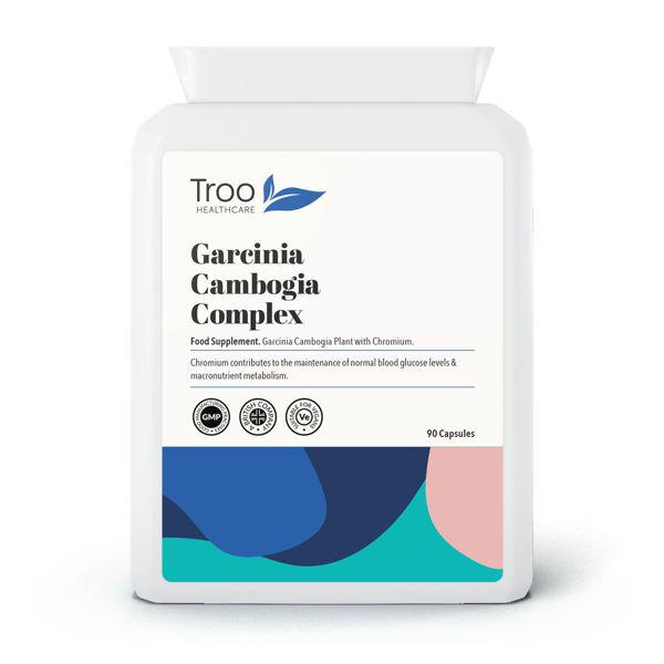 Picture of Garcinia Cambogia 500mg 90 Capsules