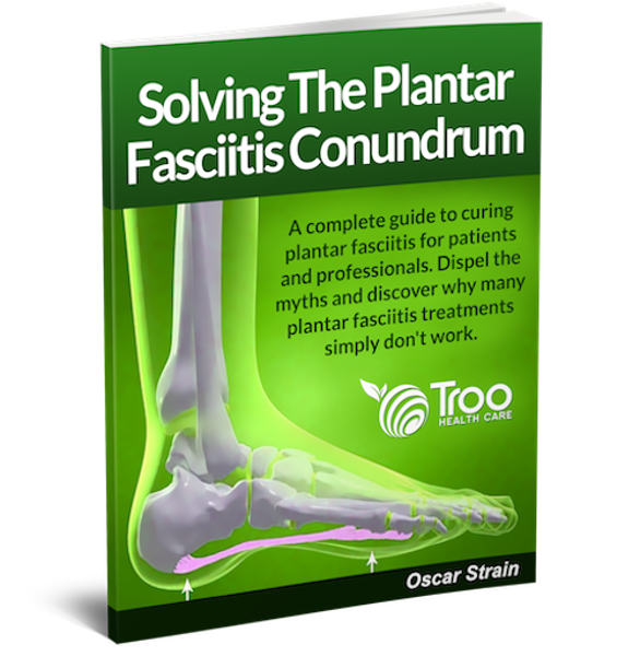 Picture of Cure Plantar Fasciitis Quickly - eBook