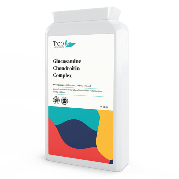 Picture of Glucosamine Chondroitin Complex 180 Tablets