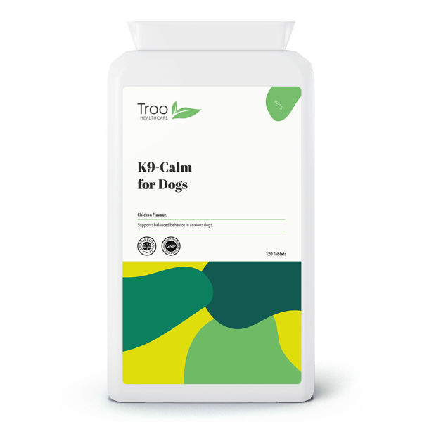Picture of K9-Calm Pet Calming 120 Chicken Flavour Tablets