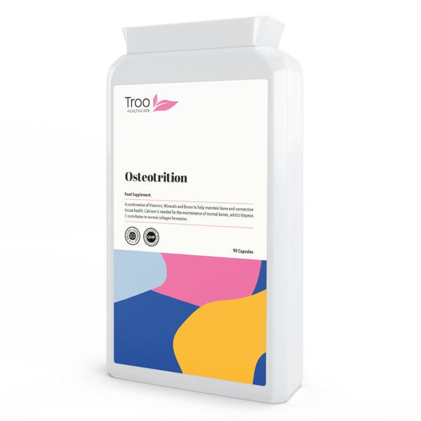 Picture of Osteotrition Bone Support Formula 90 Capsules