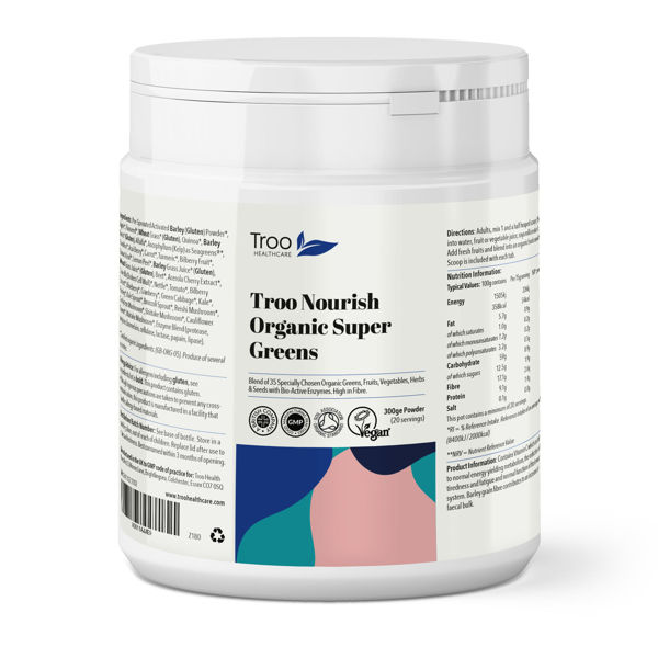 Picture of Organic Troo-Nourish Supers 300g