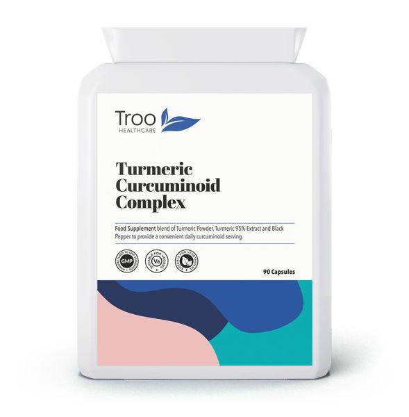 turmeric curcumin curcuminoid capsules